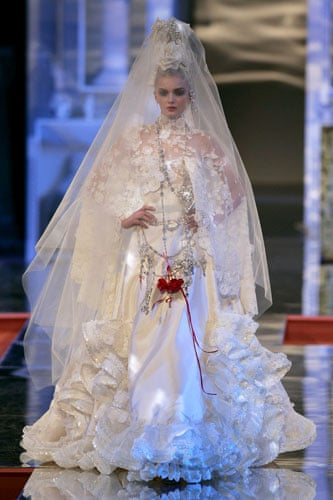 Christian Lacroix: A career in pictures   Fashion   The Guardian