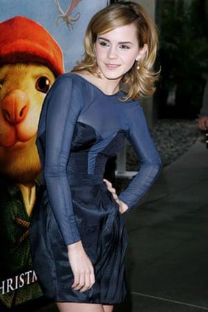 Emma Watson: Emma Watson at the Tales of Despereaux film premiere 2008
