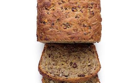 Dan Lepard's sprouted grain seed bread