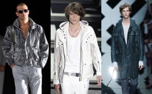 Menswear trends: The utility look from Emporio Armani, Gucci and Burberry