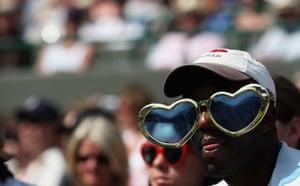 Wimbledon fashion: Spectator