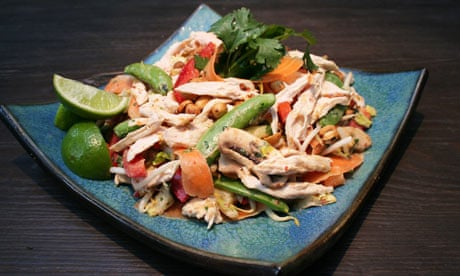 Allegra McEvedy's G2 weekly recipe: Bang bang chicken | Life and style ...