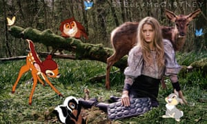 Stella McCartney's advertising campaign for the Autumn/Winter '09 collection