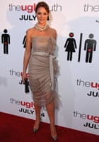 "Katherine Heigl at ""The Ugly Truth"" LA premiere"
