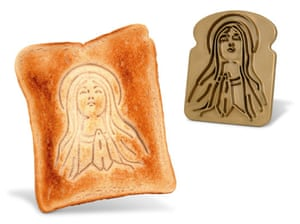 Gadgets gallery: Holy Toast from iwantoneofthose.com