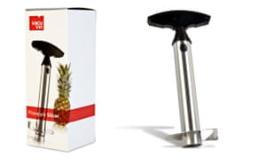 Gadgets gallery: Pineapple corer from iwantoneofthose.com