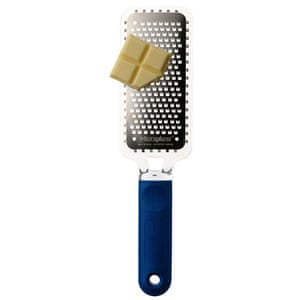 Gadgets gallery: Microplane fine grater from John Lewis