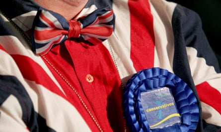 A Conservative in a bow tie