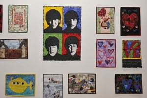 Festival of Quilts: Beatles