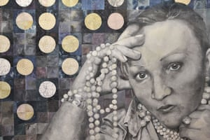 Festival of Quilts: Portrait