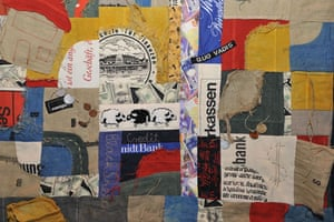 Festival of Quilts: Collage