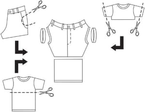 Junky styling: Steps three, four and five