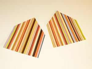 Envelope liners made from a Paul Smith bag