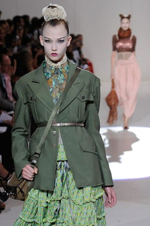 Marc Jacobs gallery: Marc Jacobs - Runway - Spring 2010 MBFW