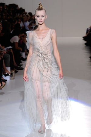 Marc Jacobs gallery: A model wears Marc Jacobs