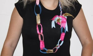 Easy-to-make jewellery