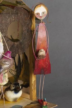 Orchard exhibition: Birdbox