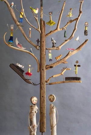 Orchard exhibition: Tree of life