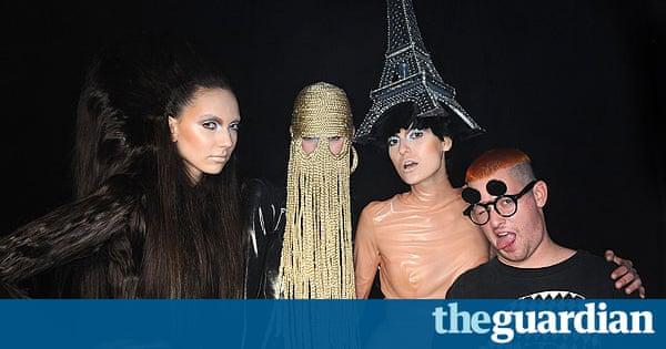 Charlie Le Mindu London Fashion Week Aw