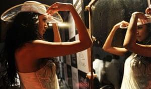 India fashion week: Backstage at Lakme fashion week