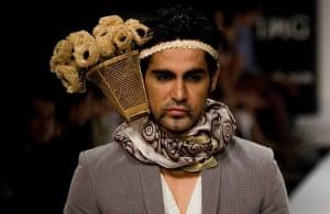 India fashion week: Imcha Imchen