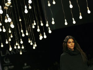 India fashion week: Anamika Khanna