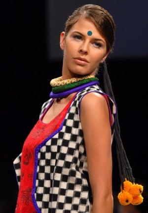 India fashion week: Masaba Gupta