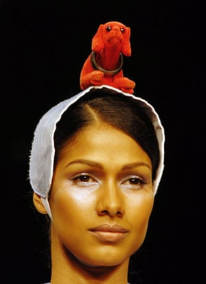 India fashion week: Rahul Anand