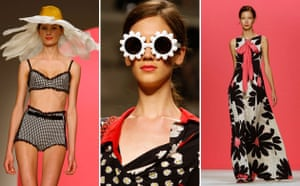 MFW Thursday shows: Models wear Moschino Cheap and Chic