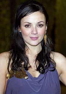 Martine Mccutcheon The Debut Novel Celebrity The Guardian