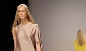 Maria Grachvogel at London fashion week