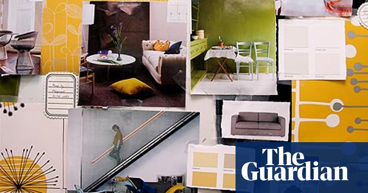 How To Make A Moodboard Homes The Guardian