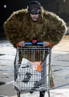 Vivienne Westwood menswear show