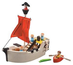 Christmas gifts kids : Plan toys pirate ship