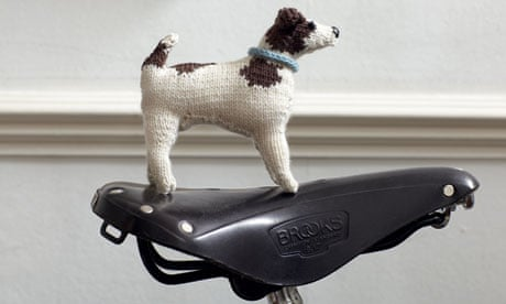 Knitting Pattern For Jack Russell : Best in Show: Knit your own Jack Russell Life and style The Guardian