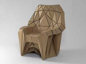 Lab craft: Liam Hopkins – Bravais Armchair