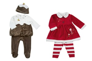 Christmas outfits from Mamas and Papas