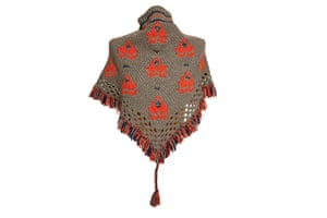 Christmas womens luxury: Lowie nordic shawl