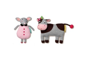 Christmas babies: Christmas Gift guide:Olive and Moss soft toys