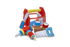 Christmas gifts: babies: Christmas gift guide: babies and toddlers, Soft toy toolbox