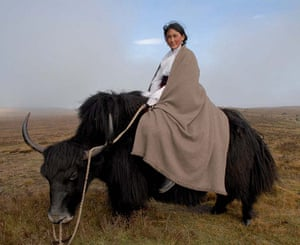 Drylands fashion: Draylands fashion - Kimberley Sciaki-Yeshi Norlha