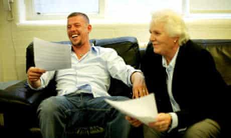Alexander and Joyce McQueen
