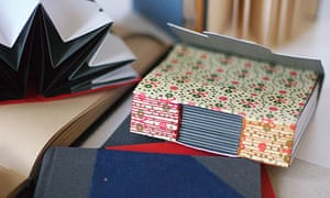 how to make your own notebook life and style the guardian