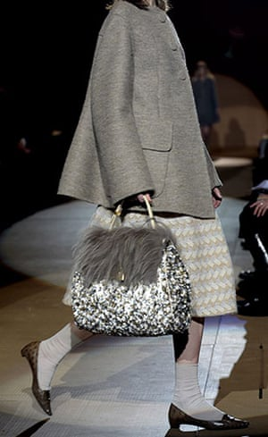 New York fashion week: Fur and feathers | Fashion | The ...