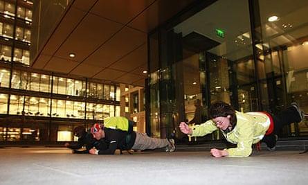 Urban Gym session