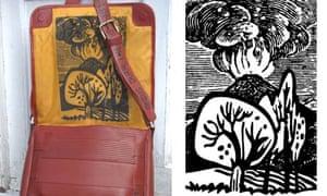 Elvvis & Kresse recycled firehose bag