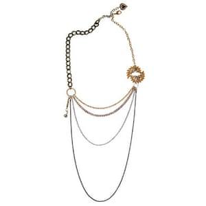 Handmade Valentine's: Handmade necklace