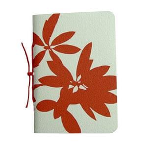 Handmade Valentine's: Handmade notepad