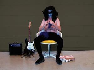 Knitting: Alter Egos: Backstage