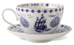 Wish list: Seaside: Santa Maria cup and saucer